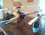 Helicoptère RC Gaui Hurricane 550, 199 €