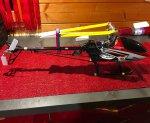 mini titan v2 flybar, 350 €