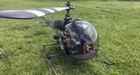 Bell 47 G2 Vario benzin