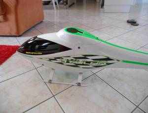 FUSELAGE HELICO 600, 250 €
