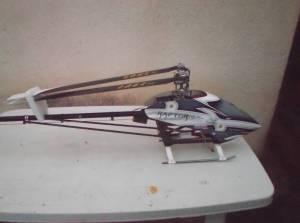 helico raptor 700e