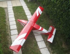 pilatus 3,70m + moteur 60c3