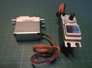 SERVO HCM 870 BBMG Torque 20mm HV CL Digital Servo