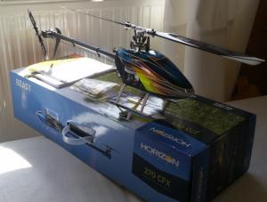 Hélico Rc Blade 270 CFX Super État AFFAIRE