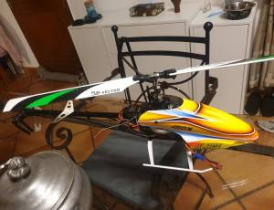Helico blade 450x