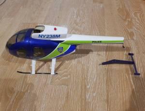 Fuselage H500, 40 €