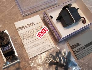 Servos  Futaba S9257
