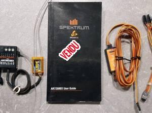 Gyro FBL AR7200BX Spektrum + dongle + satellite