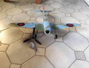Spitfire V2 Art-tech