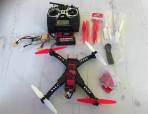 3D COPTER ALPHA 300Q HoTT Graupner