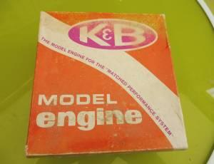 Moteur K & B 61