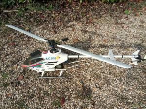 Helicoptere Hirobo GPH 346