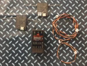 Spectrum  AR 9020