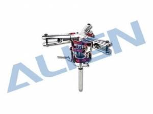 Three-Blade Rotor Head Align 550 600