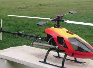 Hélicoptère Vario