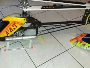 Hélicoptère RC AVANT Aurora 90 (kit ou ARF)