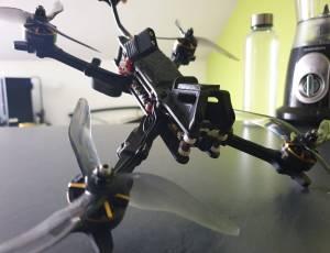 Hyperlite flosstyle - T-motor Blackbird