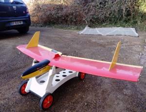 vends aile volante planeur