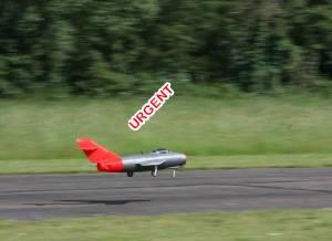 Mig15 - Jet RC
