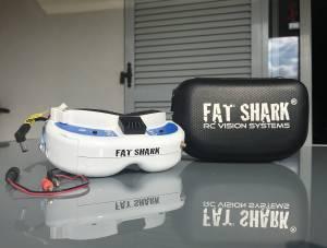 Lunettes FPV Fat Shark Dominator V3