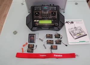 Radiocommande Robbe Futaba FC 28 V3