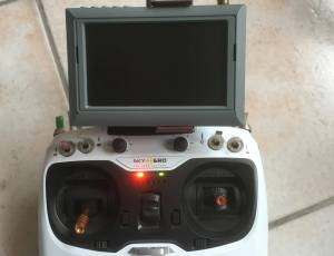 Drone FPV Little six RTF