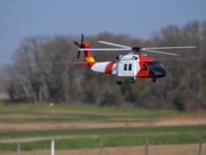 Sikorsky MH60, 1550 €