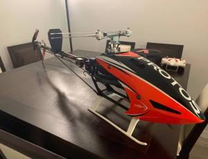 Kit-Moteur-Pales Protos 700