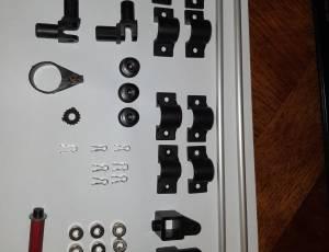 éch pieces détachées neuf hélico VARIO, alouette
