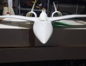 Blade 2 Aeronaut dans sa boîte