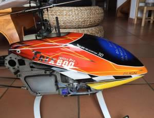 T REX 600 N