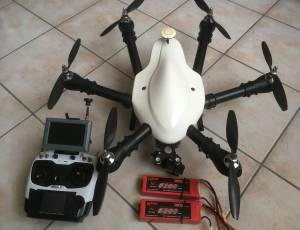 Drone SkyHero Little six