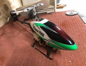 Trex700 n flybarless
