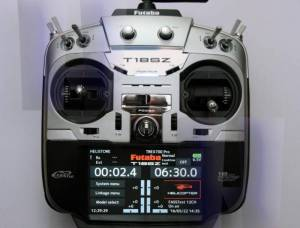 Radio FUTABA T18SZ