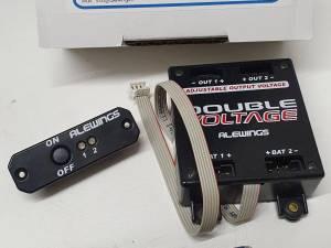 Alewings Double Voltage unit + Evojet 7018