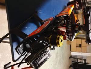 Moteur Scorpion 4525 520 KV, 125 €