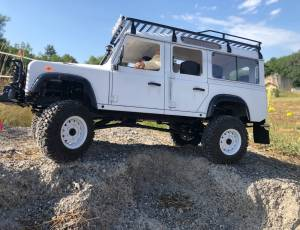 Rc4wd gelande 2 defender 110