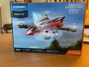 Drone Blade Mach 25
