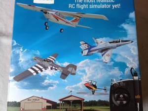 simulateur RF9 horizon mode 1 mode 2