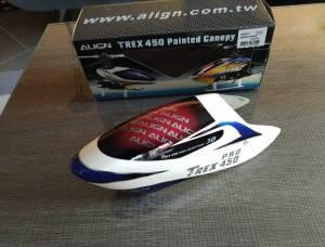 bulle trex 450 Pro