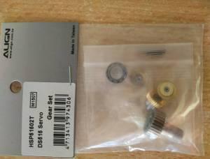 Pignons metal align HSP51502T pour servo DS515