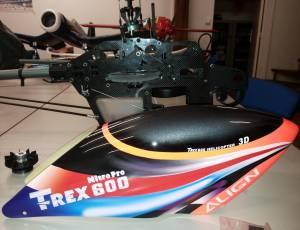 T-Rex600 Nitro