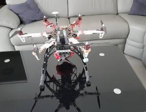 DRONE DJI 550