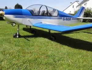 Jodel DR400/180 Rödelmodell