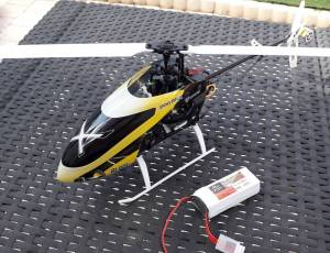 Helicoptere blade 200 SR X