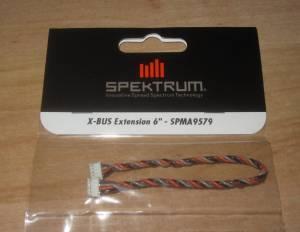 Câble de liaison Spektrum X-Bus