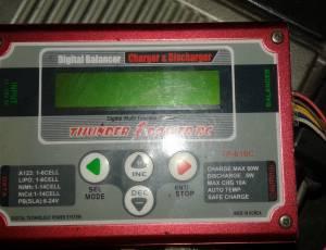 Chargeur Thunder Power RC Baisse du prix