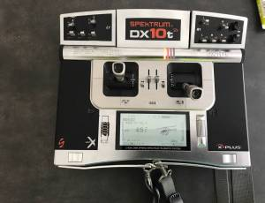 Radio Spektrum DX10t