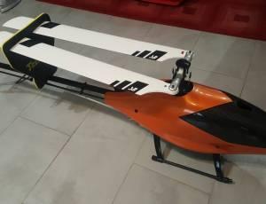 Tornado - Heli Professionnal RTF - 850€