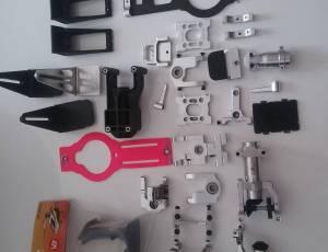 Pieces trex 450 dfc